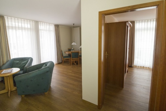 Apartment Hotel Strandallee